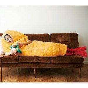 吃货的天堂!$82.36/RMB550You&More 创意家居 炸大虾睡袋 套装 新款 热卖