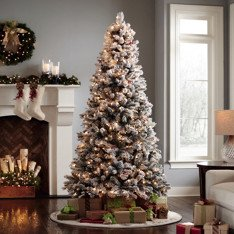 25% Off Artificial Christmas Trees @ Lowes