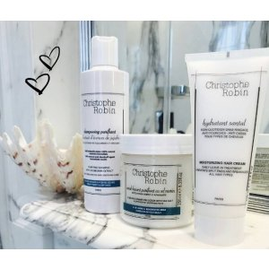 27% Off When You Buy 2Christophe Robin Hair Care @ HQhair.com (US & CA)