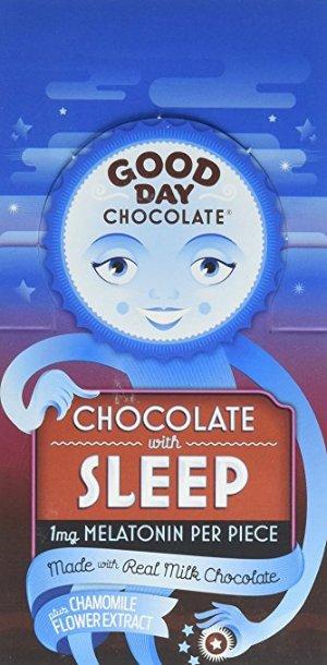 Good Day Chocolate Caddy 12片装