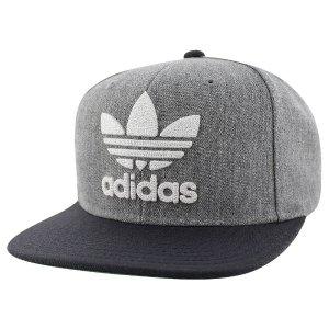 不要钱大白菜速抢!标价0刀(原价$25)阿迪达斯 Adidas Originals 潮帽
