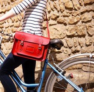 7.8折+全球免邮Mybag.com (US & CA) 精选 The Cambridge Satchel Company 剑桥包热卖