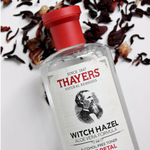 $6.99 Thayers Alcohol-Free Rose Petal Witch Hazel with Aloe Vera, 12 Fluid Ounce