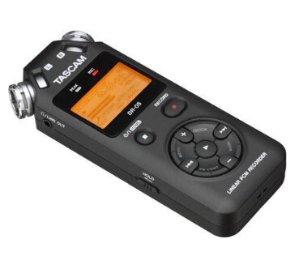 $66.66Tascam DR-05 Portable Handheld Digital Audio Recorder