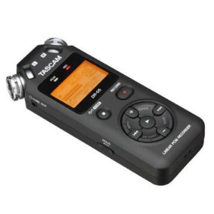 $66.66 (原价$149.99) 包邮免税Tascam DR-05 V2 便携式手持式数字录音机