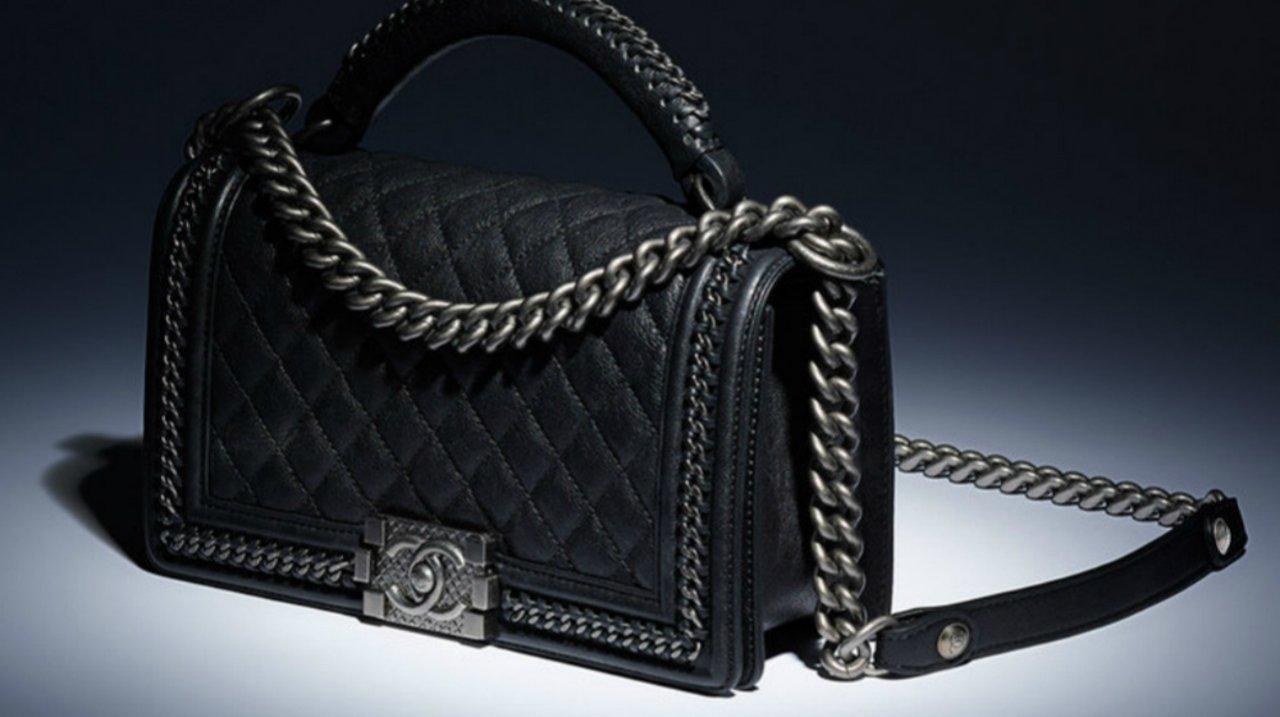 扒一扒Chanel Boy+全球价格对比
