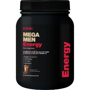 GNC Mega Men Energy