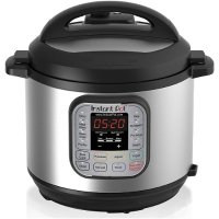 Instant Pot IP-DUO60 7-in-1 Programmable Pressure Cooker,
