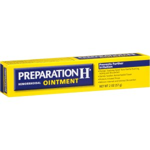 Preparation H Ointment, 2 oz