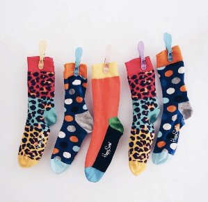 Dealmoon.com Exclusive! Up to 40% Off + Extra 15% Offon ALL Outlet Items @ HappySocks.com
