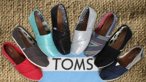 Up to 65% OffSurprise Sale @ Toms Surprise Sale