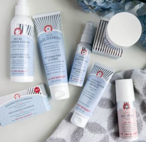 30% Off SitewideCyber Monday Special  @ First Aid Beauty