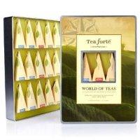 Tea Forte Large Tin Sampler Gift