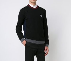4c48f841 with KENZO 'Mini Tiger' jumper Purchase @ Farfetch - Dealmoon