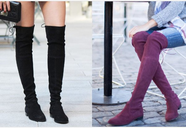 e66115eae6a Expired  25 Reward Card for Every  100 You Spend on Stuart Weitzman Over  The Knee Boots Sale   Bloomingdales
