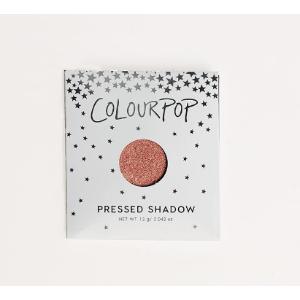colourpop eyeshadow Metallic Pressed Powder #Come and Get It
