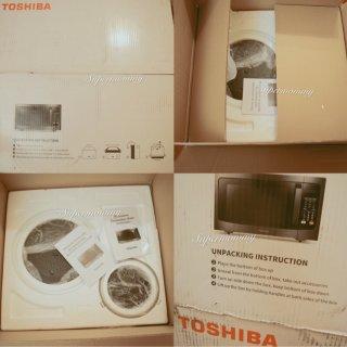 做美味,就用TOSHIBA二合一微波炉烤箱(省时,省心,省地)