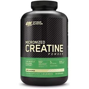 Optimum Nutrition 肌酸促销  增加肌肉力量 加速疲劳恢复