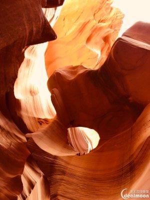 旅行|探秘神奇的羚羊谷antelope canyon-北美省钱快报攻略