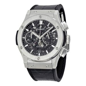 Extra $100 OffDealmoon Exclusive: Hublot Classic Fusion Automatic Skeleton Dial Men's Watch