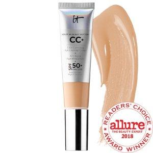IT Cosmetics- CC+ Cream with SPF 50+ -