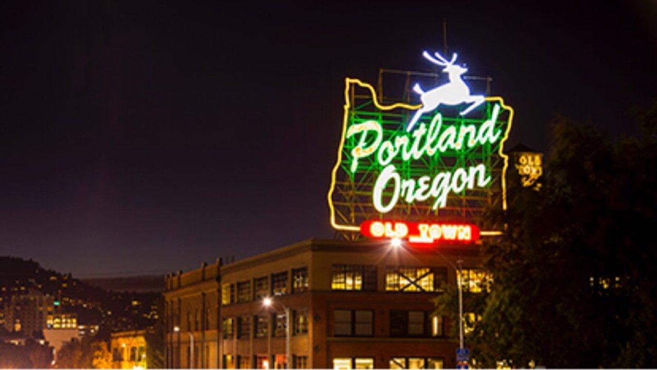 Portland | 一座永远带给你惊喜的城市