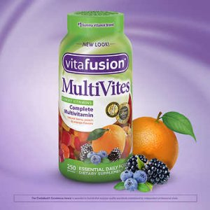 vitafusion MultiVites, 250 Gummies
