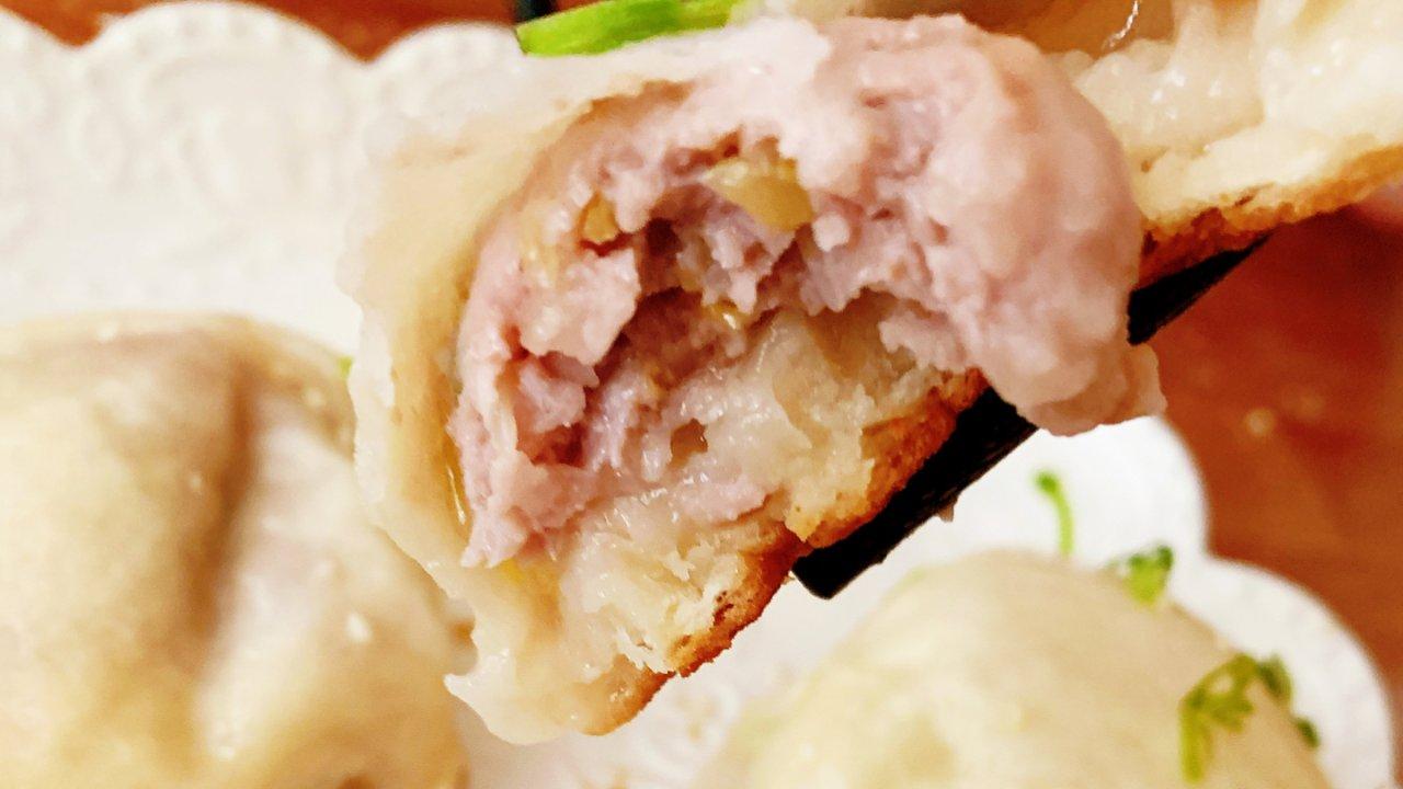 回上海排队也要吃的街边小吃:多图详解鸡汁生煎