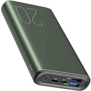TOZO PB1 PD + QC 3.0 20000mAh 便携充电宝