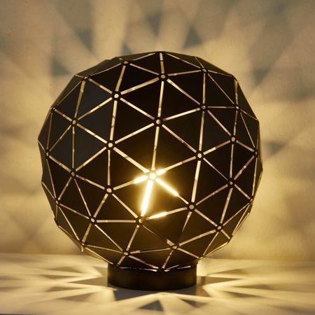 黑色金属现代风灯球