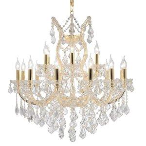Astoria Grand Kiazolu Glam 19-Light Candle Style Chandelier & Reviews | Wayfair