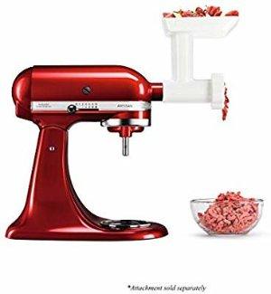 Amazon.com: KitchenAid FGA Food Grinder Attachment: Electric Stand Mixers: Kitchen & Dining