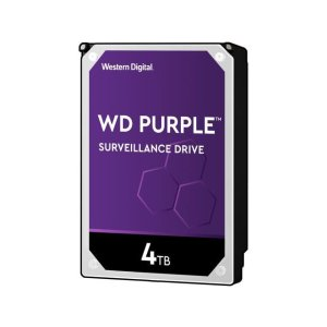 $99.99 包邮WD Purple 紫盘 WD40PURZ 4TB 3.5寸 机械硬盘
