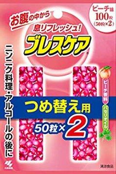 Amazon.com : 100 Seeds Glue Breath Care Peach : Gateway