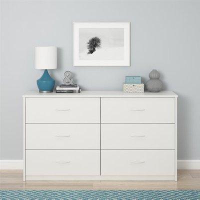 Mainstays 6 Drawer Dresser