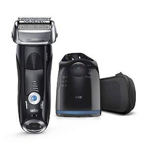Braun需点击激活$20优惠劵+申请$30邮寄返现7系 7880cc 电动剃须刀套装