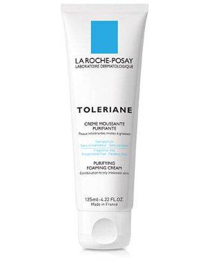 Toleriane Purifying Foaming Cream Cleanser | La Roche-Posay