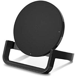 $34.99 美亚史低Belkin Boost Up 贝尔金10W无线充电板 黑色款