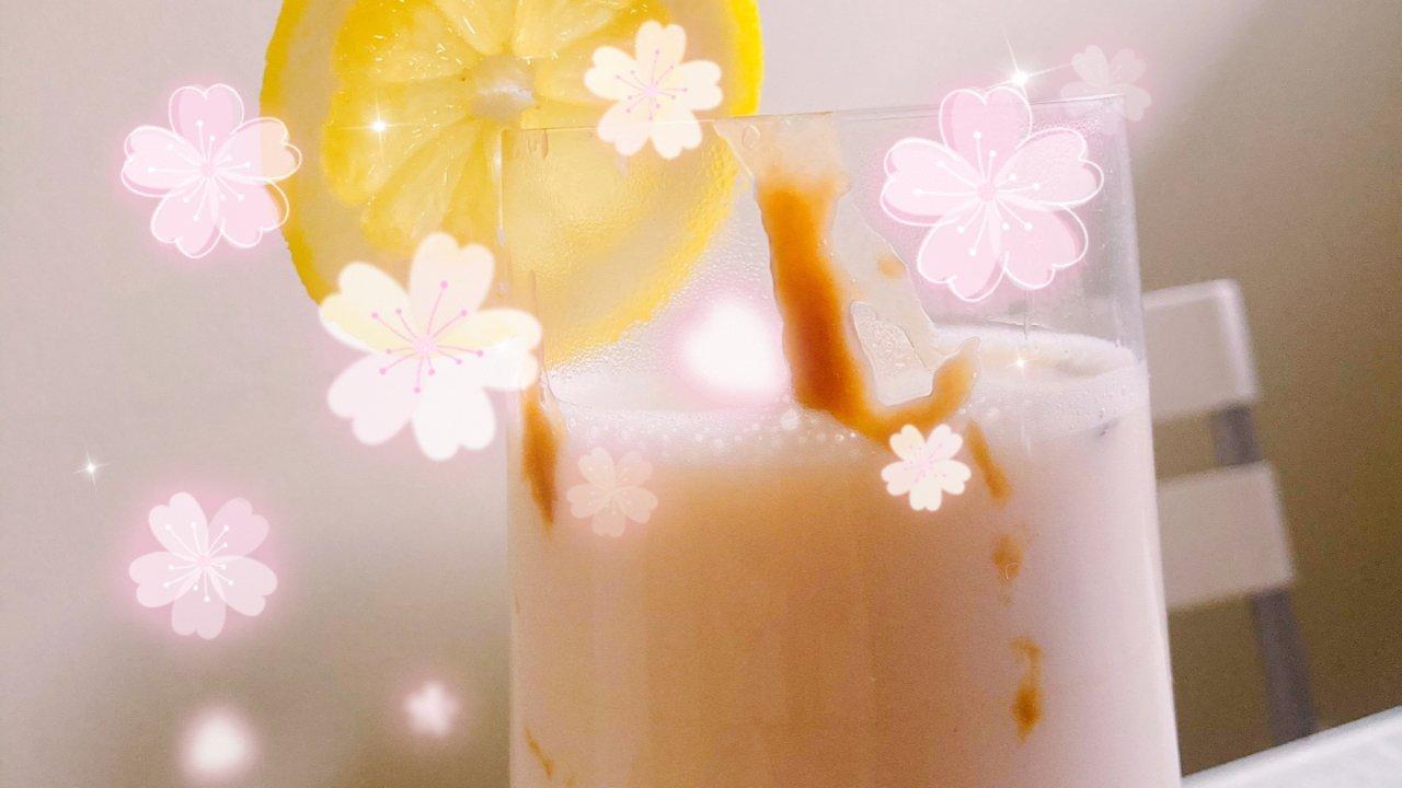 黑糖珍珠挂壁普洱奶茶