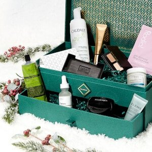 $99 (价值$280)SkinStore Evergreen 节日美妆盒超值套装