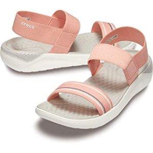 现价$10.65起(原价$44.99)Crocs 女士凉鞋促销 多色可选