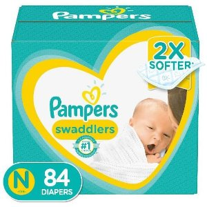Pampers Swaddlers Diapers Super Pack (Select Size) : Target