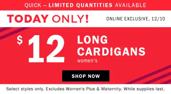 Women's Cardigans & Sweaters | Old Navy长开衫,毛线衣。