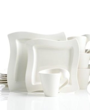 Villeroy & Boch Dinnerware, New Wave Collection & Reviews - Dinnerware - Dining & Entertaining - Macy's