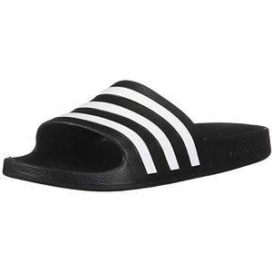 $13(原价$25)adidas Adilette Aqua女士拖鞋促销