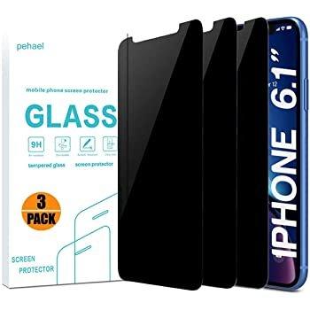 pehael iPhone 11/Xr 专用防窥手机贴膜