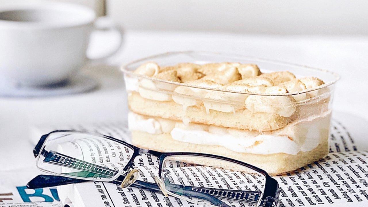 刷爆票圈㊙️的豆乳盒子蛋糕‼️一口上瘾巨好吃