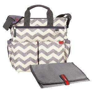 Skip Hop Duo Signature Diaper Bag - Chevron : Target
