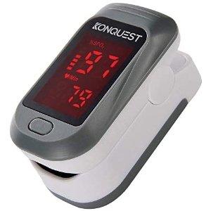 Konquest  KPO-1720 手指脉搏测氧仪 4.7星好评