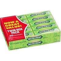 绿箭薄荷口香糖 40包超值装 再降价